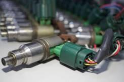 Инжектор (форсунка) зеленый, 3 контакта, время на тест 14 дней! VQ25DD