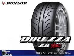 Dunlop Direzza ZII. летние, 2013 год, б/у, износ 10%