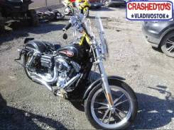 Harley-Davidson Dyna Low Rider FXDLI, 2007