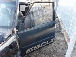 Стекло двери, левое переднее Suzuki Escudo TD01W