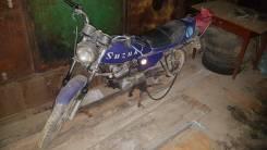 Suzuki RG 50, 1986