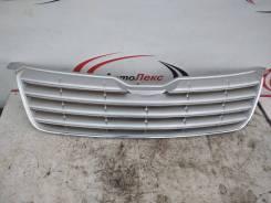 Решётка радиатора Toyota Corolla #ZE12# хром горизонтальные полосы