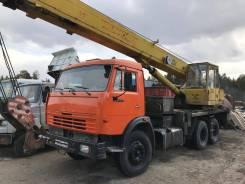 Ивановец КС-54711. Продается автокран на базе Камаза марка КС-54711-1, 10 850куб. см., 21,00м.
