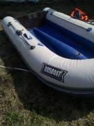 Лодка ПВХ, мотор Marlin