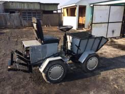Самодельная модель. Тракторок своими руками, 6,5 л.с.