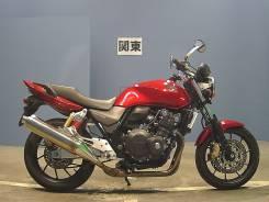 Honda CB 400SF, 2015