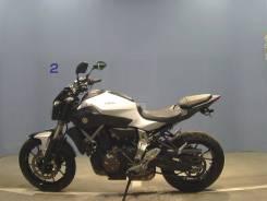 Yamaha MT-07, 2015