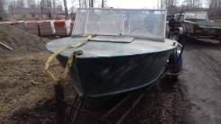Лодка моторная Прогресс