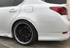 Накладка на крыло. Lexus GS300