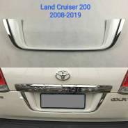 Накладки наружные. Toyota Land Cruiser, GRJ200, J200, URJ200, UZJ200, UZJ200W, VDJ200