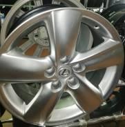 Новые 18-ые диски на Lexus 460