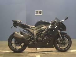 Kawasaki Ninja ZX-6R, 2008