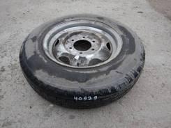 """Колесо №40929 Nissan Atlas R4F23 175 80 R15 Bridgestone R202. x15"""" 6x140.00 ЦО 100,0мм."""