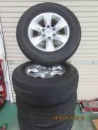 "R17 265/65 Toyota Prado 150(оригинал) комплект колёс ЛЕТО 4шт. 7.5x17"" 6x139.70 ET25"