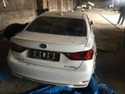 Lexus GS450h. ПТС
