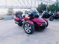 BRP Can-Am Spyder, 2018
