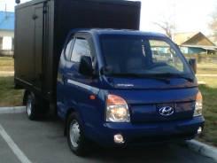 Hyundai Porter II. Продам Hyundai Porter 2, 2 497куб. см., 1 200кг., 4x2