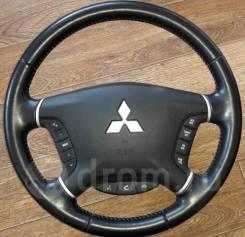 Руль. Mitsubishi Delica D:5 Mitsubishi Pajero, H77W, K94W, K96W