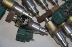 Инжектор, форсунка QR20DD/VQ30DD/VK45DD, черные, Без пробега!