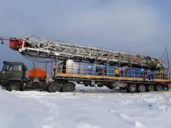 Услуги вездеходов тяжеловозов трал 60тонн