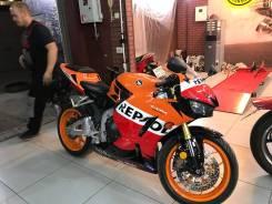 Honda CBR 600RA, 2015