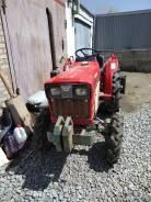 Yanmar YM1601D. Трактор 16 л. с., фреза,4wd, Yanmar YM 1601D во Владивостоке, 16 л.с.
