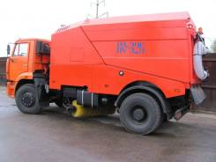 Коммаш КО-326-06. КО-326-06 вакуумно подметальная машина. Под заказ