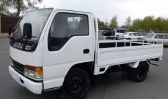 Isuzu Elf. Продается грузовик Isuzu ELF 4WD, 3 100куб. см., 1 750кг., 4x4