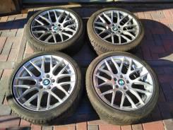 Колеса на BMW R-19 разноширокие