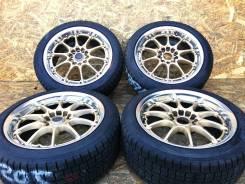 Кованные Диски R17 5/114,3 Rays Volk Racing
