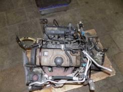 Двигатель в сборе. Citroen C2 Citroen C3 Citroen C4 Peugeot 307 Peugeot 206