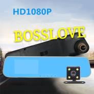 Видеорегистратор на зеркало заднего вида Vehicle Blackbox DVR