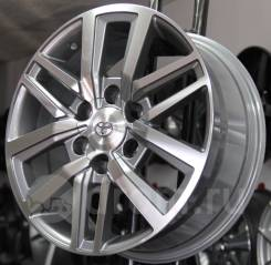 Новые диски R18 6/139,7 Toyota