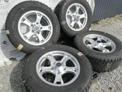 """Литые диски Keeler на шинах Bridgestone 285/60R18. x18"""" 5x150.00"""