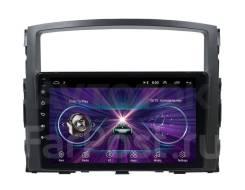 Штатная магнитола Mitsubishi Pajero IV/V97/V93 (2006-2015) Android
