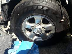 """Комплект колес фирмы Toyota НА Резине TOYO 275/70 R16. x16"""" 5x139.70"""