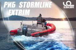 Stormline. 2019 год год, длина 7,00м., двигатель подвесной. Под заказ из Хабаровска