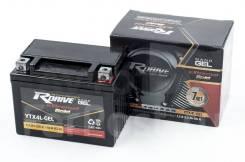 Аккумулятор RDrive eXtremal Gold YTX4L-GEL 3 а/ч п. т. 60А