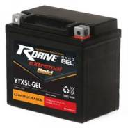 Аккумулятор RDrive eXtremal Gold YTX5L-GEL 4 а/ч п. т. 70А