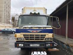 Hino. Грузовой-фургон HINO, 8 821куб. см., 10 000кг., 6x2