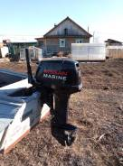 Казанка-М с мотором Nissan Marine