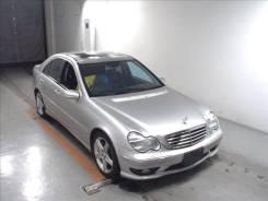 Радиатор кондиционера Mercedes benz W203 б/п из Японии.
