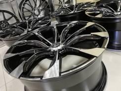 Новые 22-ые диски WALD на LC200 Lexus 570