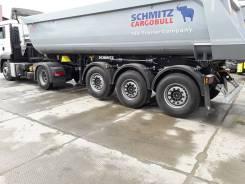 Schmitz. самосвальный стальной 24 куб. м., 33 000кг.