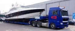 Услуги трала, перевозка негабаритных и тяжеловесных грузов