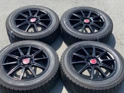 Свежие чёрные Luxury D. O. S R16 Prius/Allion/Premio/Ist/Ractis/GT86!