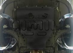 Защита двигателя пластиковая. Nissan Sentra, B17 Nissan NV200, M20, VM20, VNM20 Nissan Tiida, C11, C13, JC11, NC11, SC11 Двигатели: HR16DE, HR15DE, MR...