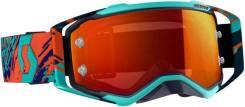 Очки Scott Prospect blue/orange (линза хром) 268178-1454280
