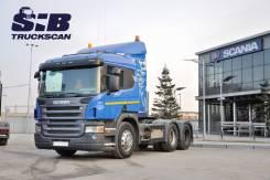 Scania P380. Продается седельный тягач 6X4 2010 г. в., 11 000куб. см., 30 000кг., 6x4
