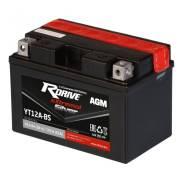 Аккумулятор RDrive eXtremal Silver YT12A-BS 10,5 а/ч п. т. 175А